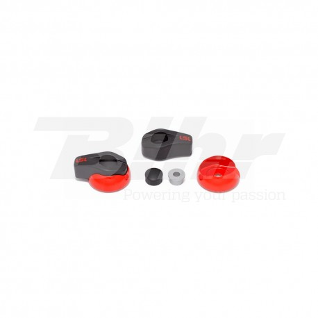 Protectores de carenado signal Rojo LSL 550-002SR