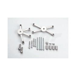 Kit montaje protectores de carenado ZX-6R '00-´02 LSL 550K098