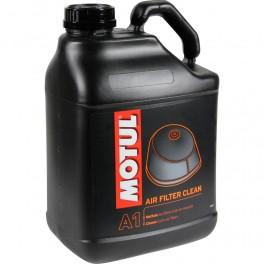 5L. Aceite Motul Limpiador Filtros De Aire A1