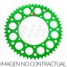 Corona Renthal ultraligera 50 dientes verde 112U-520-50GEGN