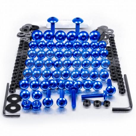 Kit tornillos de carenado Pro-Bolt Aluminio Azul CBR600 07+ FHO100G