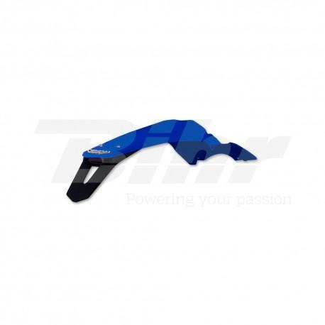 Guardabarros trasero con piloto LED UFO Yamaha azul YA03892-089
