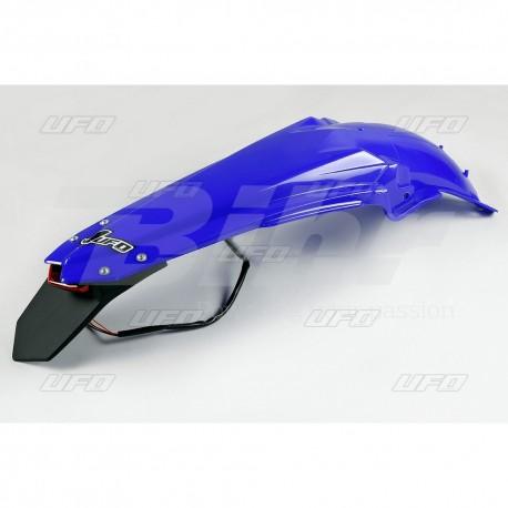 Guardabarros trasero con piloto LED UFO Yamaha azul YA04821-089