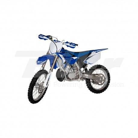 Guardabarros delantero UFO Restyling Yamaha azul YA04833-089