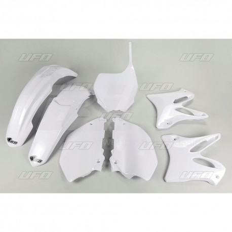 Kit plástica completo UFO Yamaha blanco YAKIT302-046