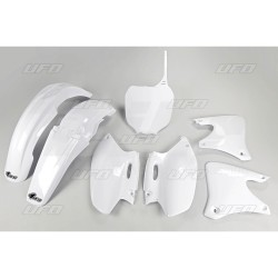 Kit plástica completo UFO Yamaha blanco YAKIT303-046