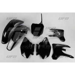 Kit plástica completo UFO Yamaha negro YAKIT304-001
