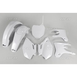 Kit plástica completo UFO Yamaha blanco YAKIT304-046