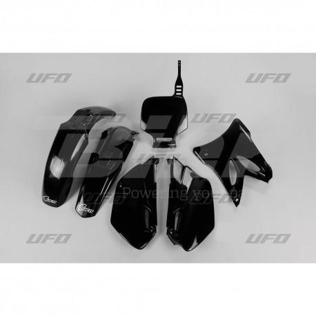 Kit plástica completo UFO Yamaha negro YAKIT306-001