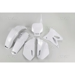Kit plástica completo UFO Yamaha blanco YAKIT306-046