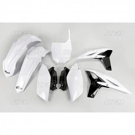 Kit plástica completo UFO Yamaha blanco YAKIT308-046