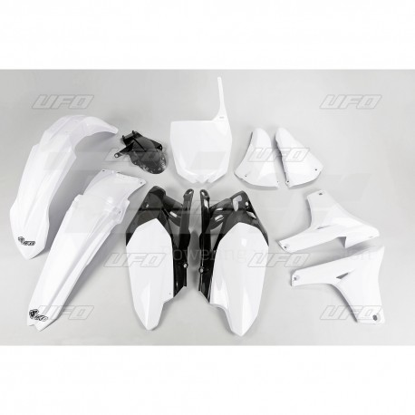 Kit plástica completo UFO Yamaha blanco YAKIT309-046