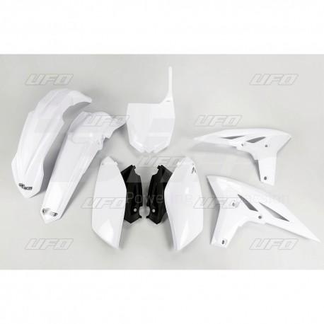Kit plástica completo UFO Yamaha blanco YAKIT310-046