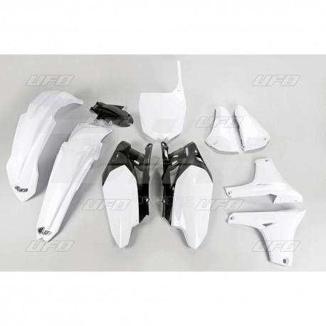 Kit plástica completo UFO Yamaha blanco YAKIT311-046