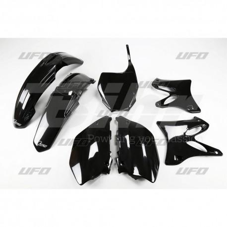 Kit plástica completo UFO Yamaha negro YAKIT314-001