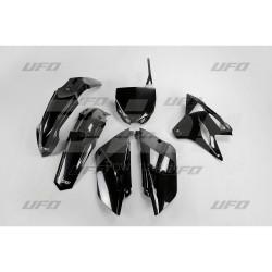 Kit plástica completo UFO Yamaha negro YAKIT320-001