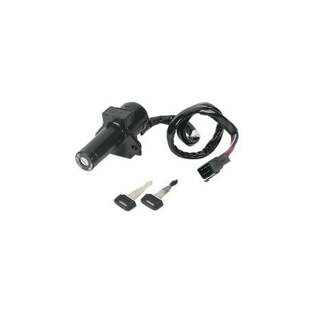 Cerradura / Bombin de contacto Honda 500 - 600 - 750 - 1000 5 pin -