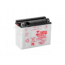 Batería Yuasa Y50-N18L-A Combipack (con electrolito)