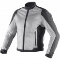 CHAQUETA DAINESE AIR-FLUX D1 ANTRACITA / NEGRA 2018
