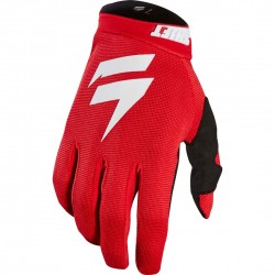 GUANTES SHIFT WHITE LABEL AIR ROJO