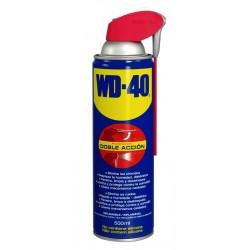 0,5l. Spray lubricante WD-40 con aplicador doble uso