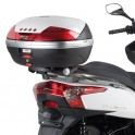 KIT DE FIJACION BAUL CENTRAL GIVI KYMCO SUPERDINK / DOWNTOWN 125 / 300 MONOLOCK