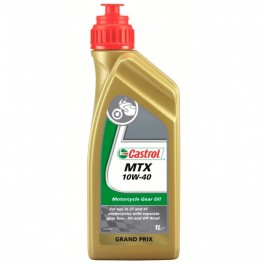 1L. ACEITE CASTROL MTX 10W 40 MINERAL *