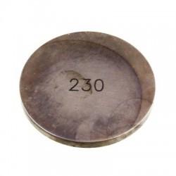 PASTILLA DE REGLAJE JMP 29mm.GROSOR 2,25mm.