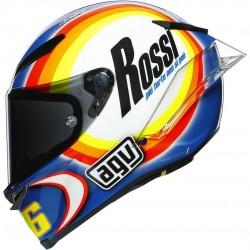CASCO AGV PISTA GP RR ROSSI WORLD TITLE 2003 EDICIÓN LIMITADA