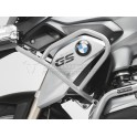 DEFENSAS SUPERIORES DE MOTOR SW-MOTECH BMW R 1200 GS LC 2013 - PLATA