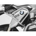 DEFENSAS SUPERIORES DE MOTOR SW-MOTECH BMW R 1200 GS LC 2013 - PLATA