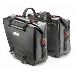 ALFORJAS LATERALES GIVI IMPERMEABLES 15 LITROS