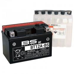 Batería sellada de ácido sin mantenimiento BS Battery YT12A-BS