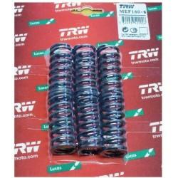 JGO. 6 MUELLES DE EMBRAGUE TRW 10% REFORZADO APRILIA / BMW 650