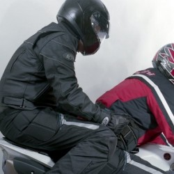 Cinturon piloto con agarres para pasajero. Oxford OF589