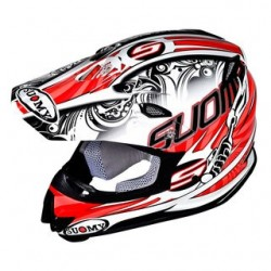 Casco Suomy MR.Jump Molotov