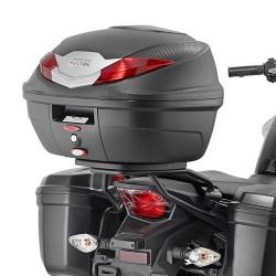 Jgo. Soportes / Herrajes baul central Givi Honda CB 125 F 2015