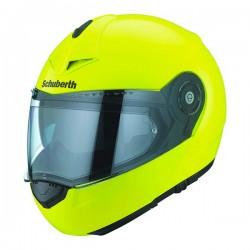 Casco Schuberth C3 Pro amarillo fluor
