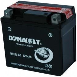 Bateria Dynavolt Ytx5l-bs sin mantenimiento