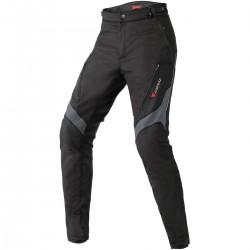 Pantalon Dainese Tempest D-Dry Lady negro / dark gull gray