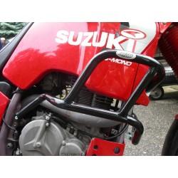 Defensas de motor Rdmoto Suzuki Dr 750 S Big negras