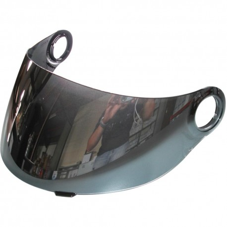 Pantalla Casco Shark Gama Rsi Iridium Plata