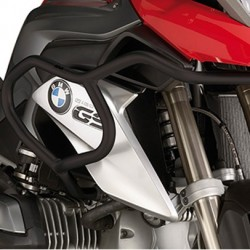 DEFENSAS SUPERIORES DE MOTOR GIVI BMW R 1200 GS LC 2013 - 2015 NEGRAS