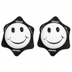 JGO. DESLIZADERAS OXFORD KNEE SLIDER SMILER BLANCAS