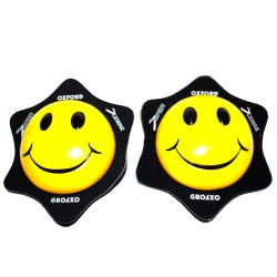 JGO. DESLIZADERAS OXFORD KNEE SLIDER SMILER AMARILLAS