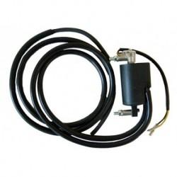 Bobina de alta / Encendido 12v. C.C. 4,3 Ohm. con cable 100 cm. Suzuki