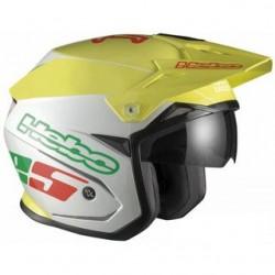 Casco Hebo Zone 05 amarillo