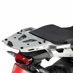 Jgo. Soportes / Herrajes baul central Givi Honda Crosstourer 1200 2012 - 2015 aluminio para baules Monokey