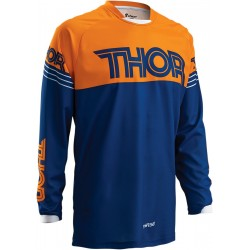 Camiseta / Jersey Thor Phase Hyperion 2016 azul / naranja