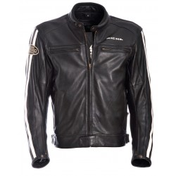 CHAQUETA RICHA RETRO RACING NEGRA